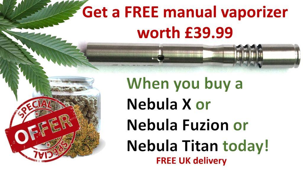 Free vaporizer